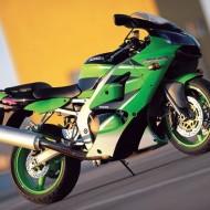 Kawasaki Zx6-R 2000 2001 2002 2003